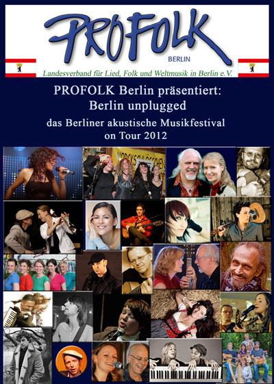 PROFOLK Berlin - Berlin unplugged